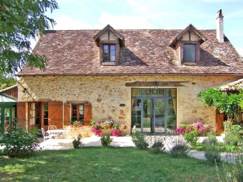 Gite rural en Dordogne avec piscine