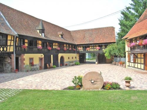 Location gite Alsace, Bas Rhin